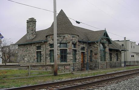 MC Grass Lake MI Depot